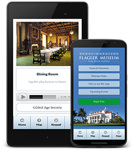 Flagler Museum Mobile Tour App