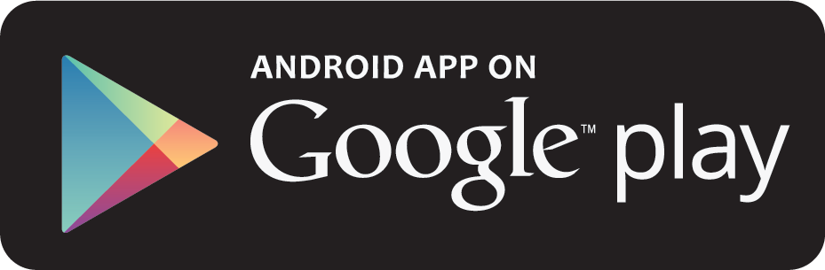 Google Play Android App button