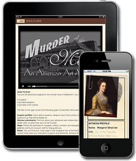 Murder at the Met App