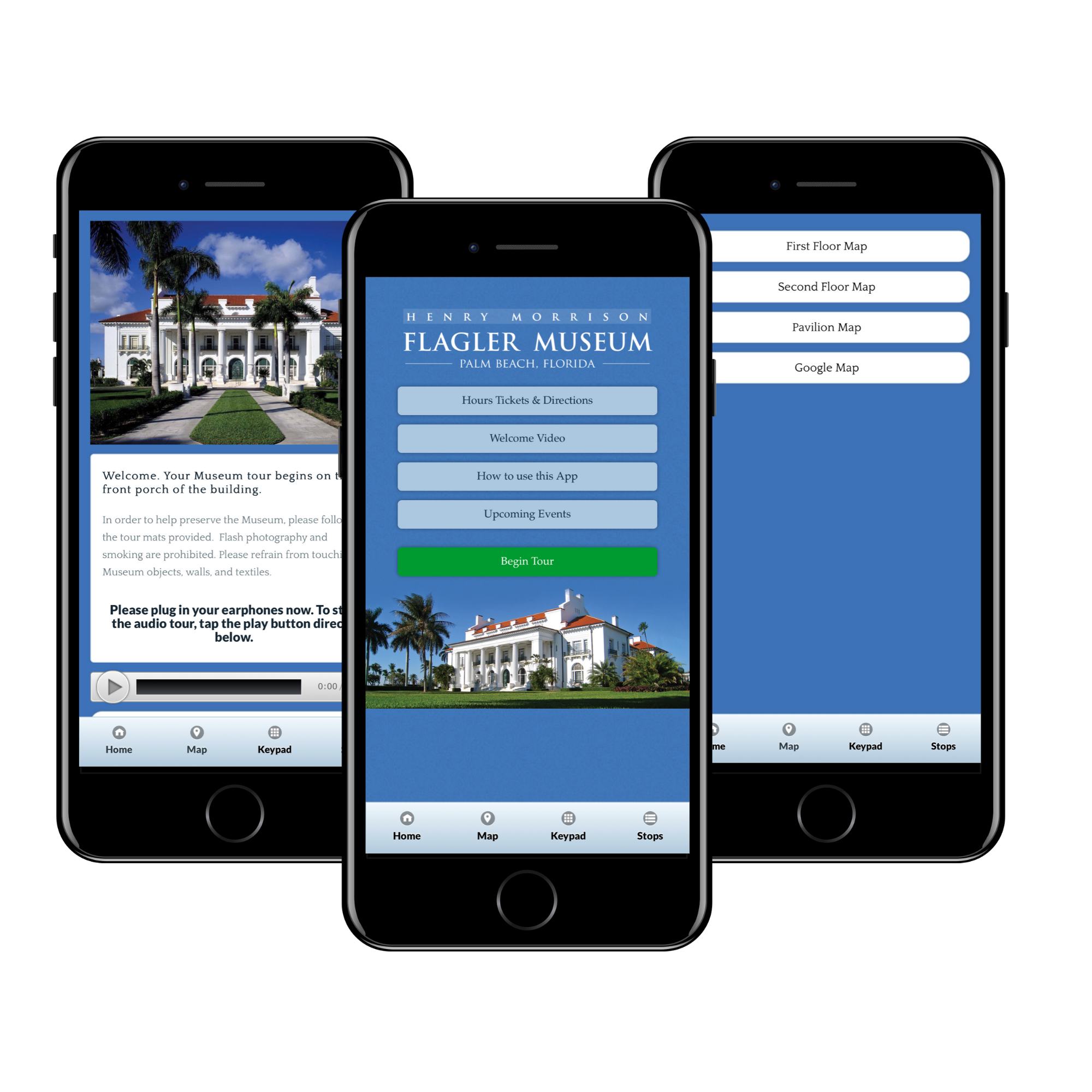 Mobile App Builder For Museums Create Audio Guides Apps Oncell